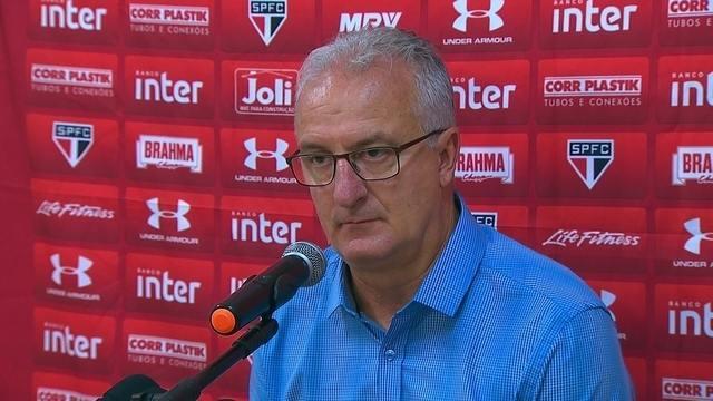 Entrevista coletiva do técnico Dorival Júnior após Ituano 2x1 São Paulo
