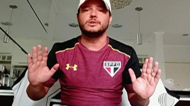 Resenha: Fred Rezende chega mais uma vez decepcionado com o Tricolor