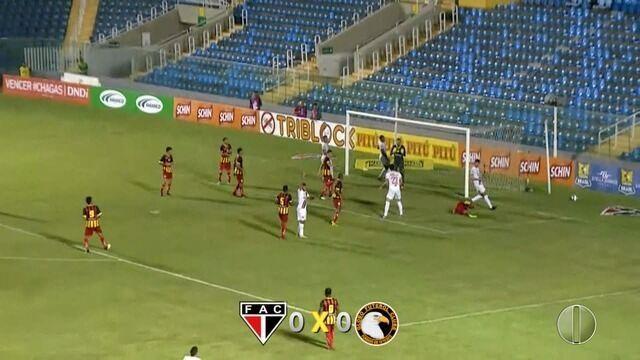 Ferroviário e Globo não saem do 0 a 0 e se complicam na Copa do Nordeste