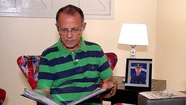 GE conta história de Ribamar Cavalcanti, potiguar que vestiu camisa de vários clubes do RN