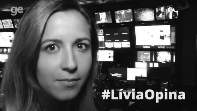 #LiviaOpina: a polêmica das provocações