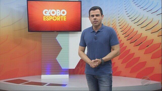 Assista a íntegra do Globo Esporte de MT-22/02/18