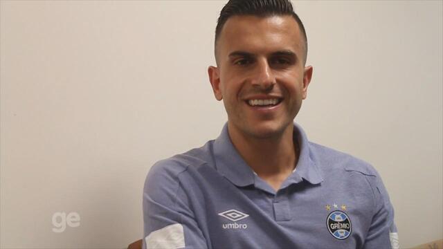 'MilaGrohe': goleiro do Grêmio fala sobre Recopa, títulos e Seleção Brasileira