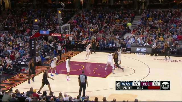 Melhores momentos: Wizards 110 x 103 Cavaliers pela NBA