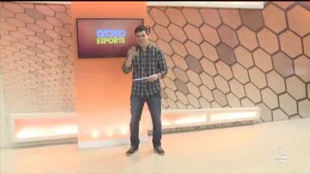 Globo Esporte - programa de 23/02/2018 - Íntegra