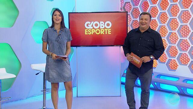Globo Esporte BA - Íntegra do dia 23/02/2018