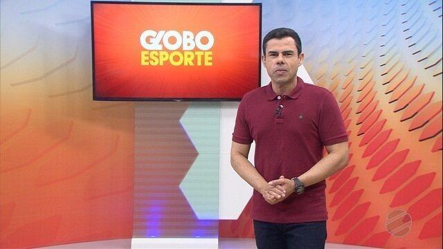 Assista a íntegra do Globo Esporte MT-23/02/18