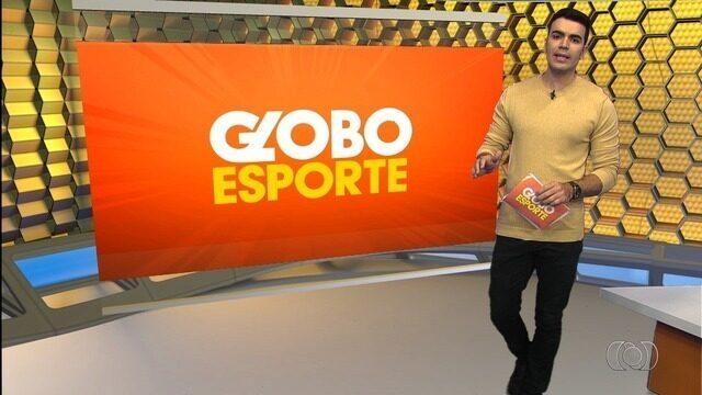 Globo Esporte GO - 23/02/2018 - Íntegra