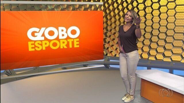 Globo Esporte GO - 24/02/2018 - Íntegra