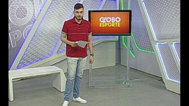 Veja a íntegra do Globo Esporte Pará deste sábado