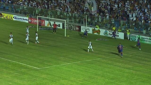 Confira os melhores momentos de Ferroviário 1 x 3 Fortaleza, pelo Campeonato Cearense