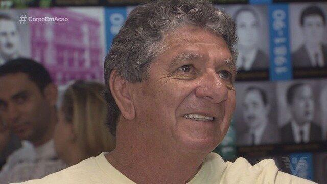 Manoel Maria completa 70 anos