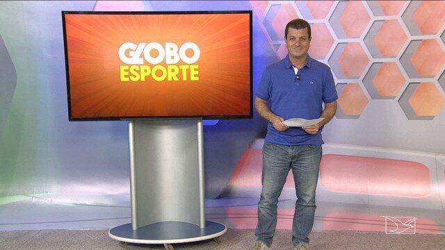 Globo Esporte MA 15-03-2018