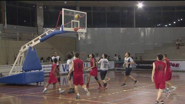 Copa TV Tribuna de Basquete segue com jogos das oitavas de final do masculino