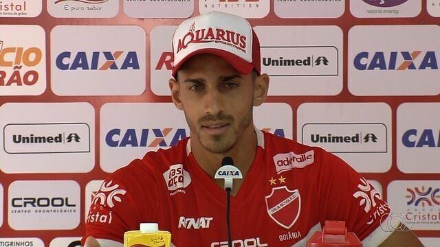 Geovane admite frustração após eliminação do Vila Nova na Copa do Brasil
