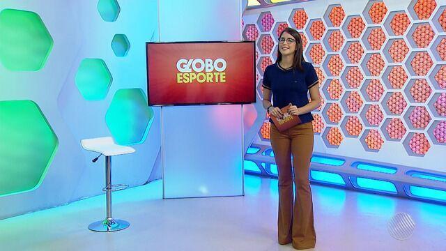 Globo Esporte BA - Íntegra do dia 17/03/2018