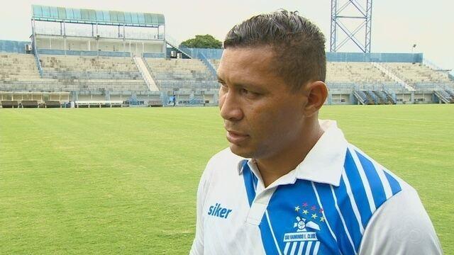 De volta ao São Raimundo, Marinho quer ajudar time na luta contra o rebaixamento