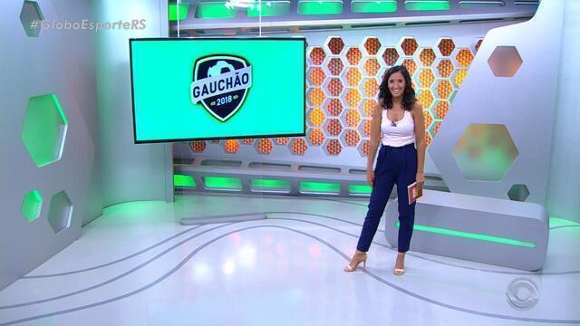 Globo Esporte RS - Bloco 1 - 19/03/2018
