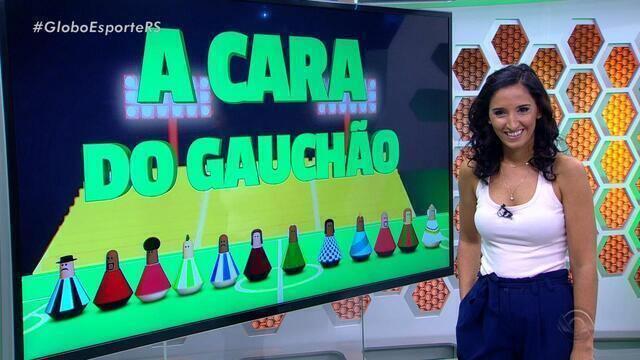 Globo Esporte RS - Bloco 2 - 19/03/2018