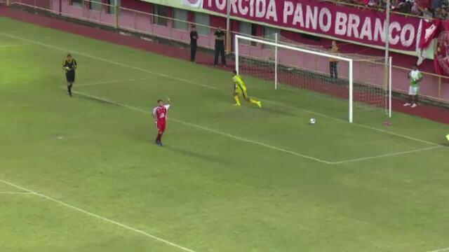 Rio Branco-AC perde nos pênaltis para o Manaus-AM e está eliminado da Copa Verde