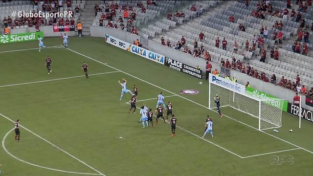 Atlético-PR e Londrina ficam no empate