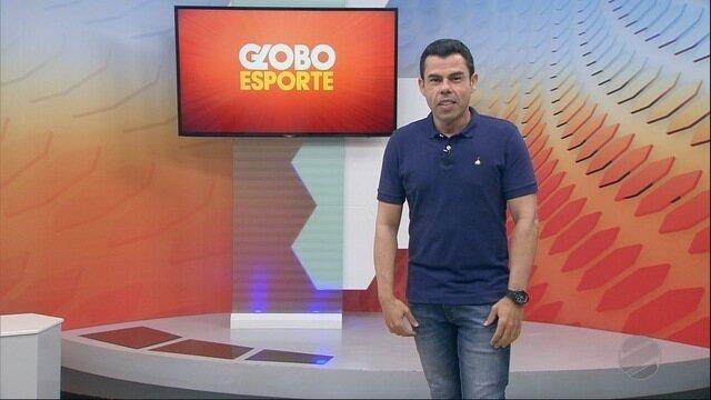Assista a íntegra do Globo Esporte MT-19/03/18