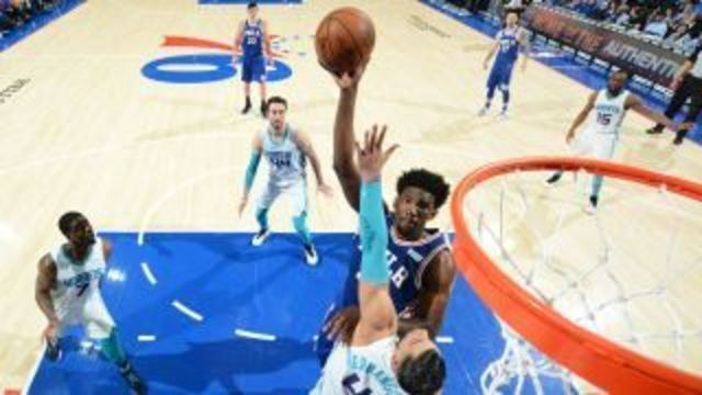 Melhores momentos: Hornets 94 x 108 Sixers pela NBA