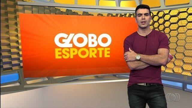 Globo Esporte GO - 20/03/2018 - Íntegra