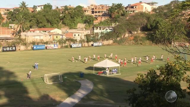 Bahia enfrenta o Altos do Piauí nesta terça-feira (20), pela Copa do Nordeste