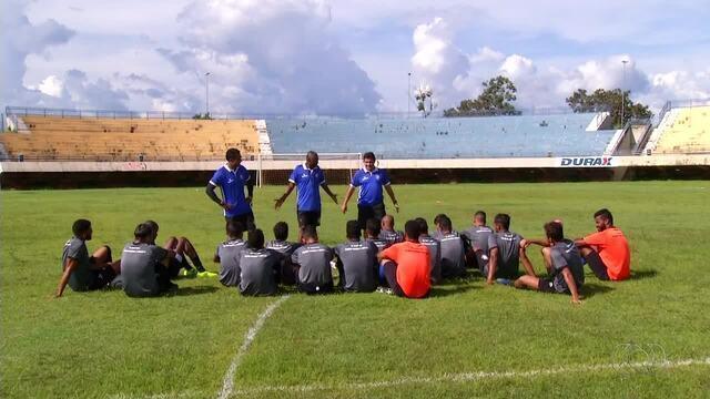 Palmas inicia trabalhos para a disputa do Campeonato Tocantinense