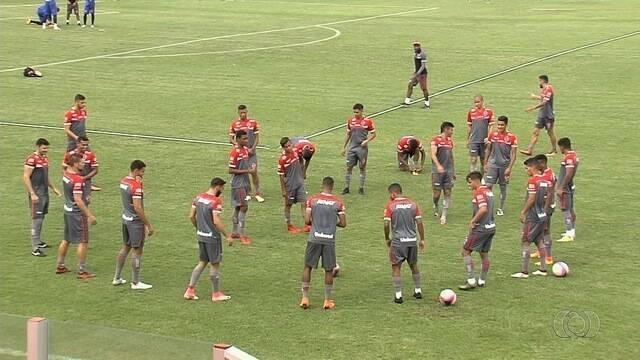 Vila se prepara para enfrentar o Anápolis