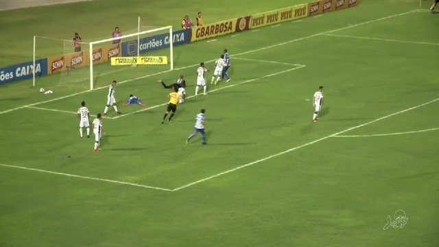Ceará empata com CSA pela Copa do Nordeste
