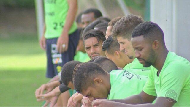 Hoje tem o primeiro jogo das quartas de final entre Dom Bosco e Cuiabá