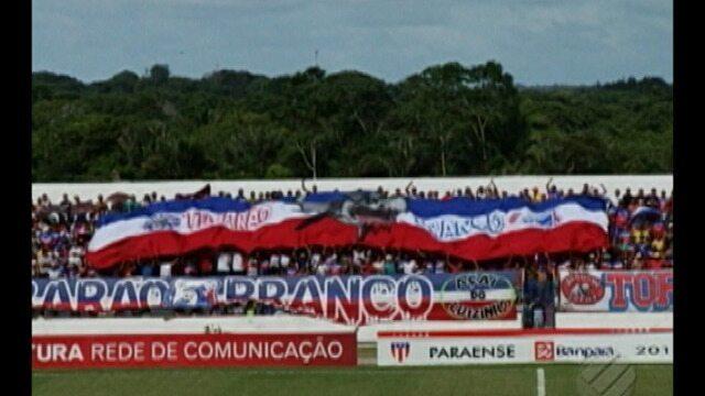 Apoiado pela torcida, Bragantino vence o Paysandu no Diogão