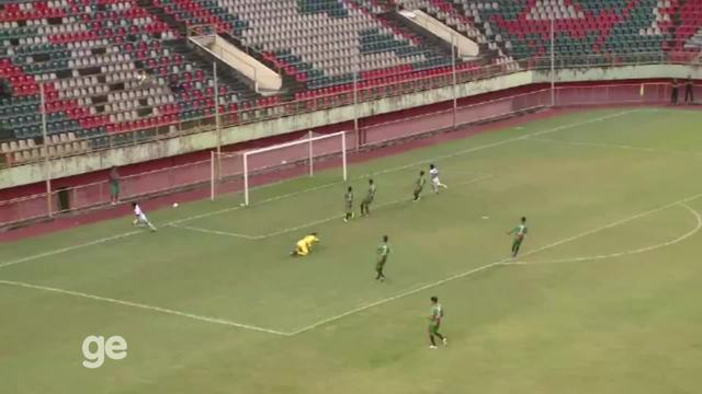 Veja os gols de Humaitá 3 x 1 Andirá, pela 3ª e última rodada do 2º turno fdo Acreano
