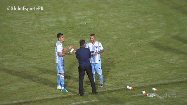 """Londrina quer """"mais"""" a partir de agora e Maringá quer surpreender o Atlético"""