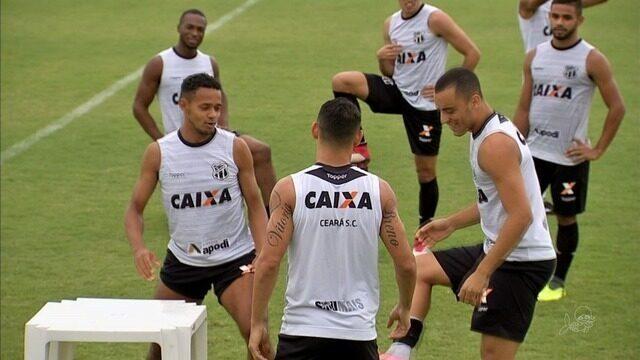 Sem Andrigo, Ceará inicia caminhada nas semifinais contra o Uniclinic
