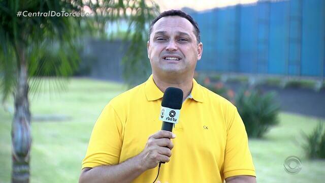 Grêmio se prepara para enfrentar o Avenida