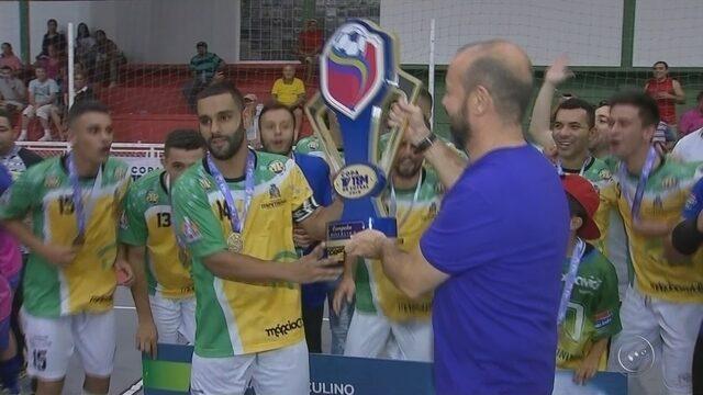 Confira como foram as finais da Copa TV TEM na região de Itapetininga