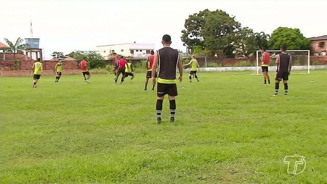 São Raimundo se prepara para estreia na série D do Brasileirão