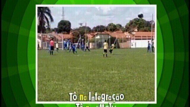 """Golaço de falta de Kaik é destaque do """"Tô na Integração"""""""