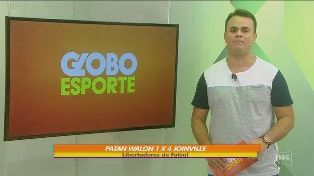 JEC vence o Panta Walon e garante classificação antecipada na Libertadores