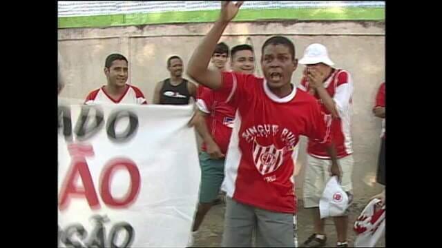 Noroeste goleou o Bandeirante-SP para retornar à elite em 2005; Reveja como foi