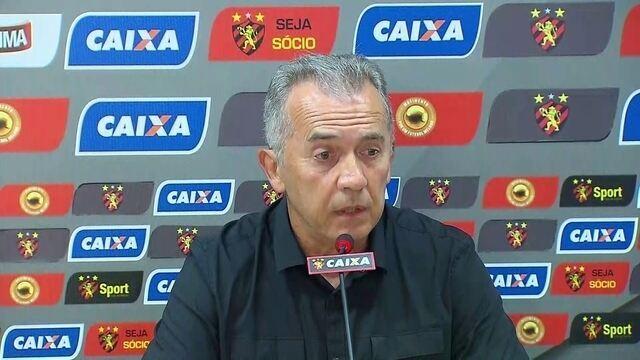 """Nelsinho fala sobre """"terrorismo"""" presenciado dentro do CT do Leão"""