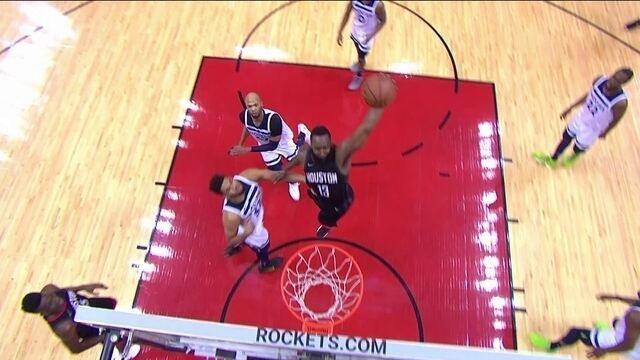 Melhores momentos de Minnesota Timberwolves 104 x 122 Houston Rockets pela NBA