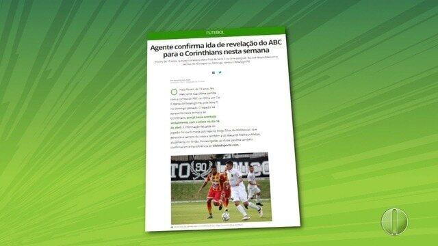 Agente confirma ida de revelação do ABC para o Corinthians nesta semana