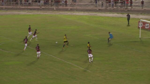 Gols de Campinense 3 x 0 Flamengo de Arcoverde