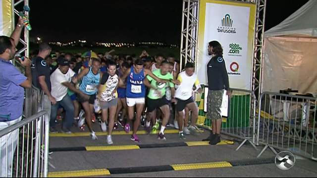 Veja como foi a 3ª corrida Caruaru Night Run