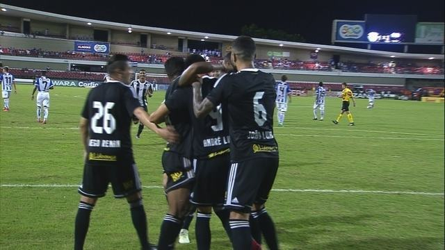 Gols de CSA 1 x 4 Figueirense - Série B 2018
