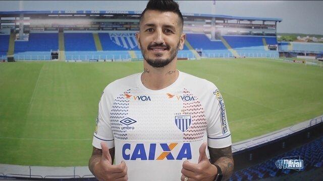 Marquinhos é aprovado nos exames, e Avaí anuncia zagueiro ex-Figueira